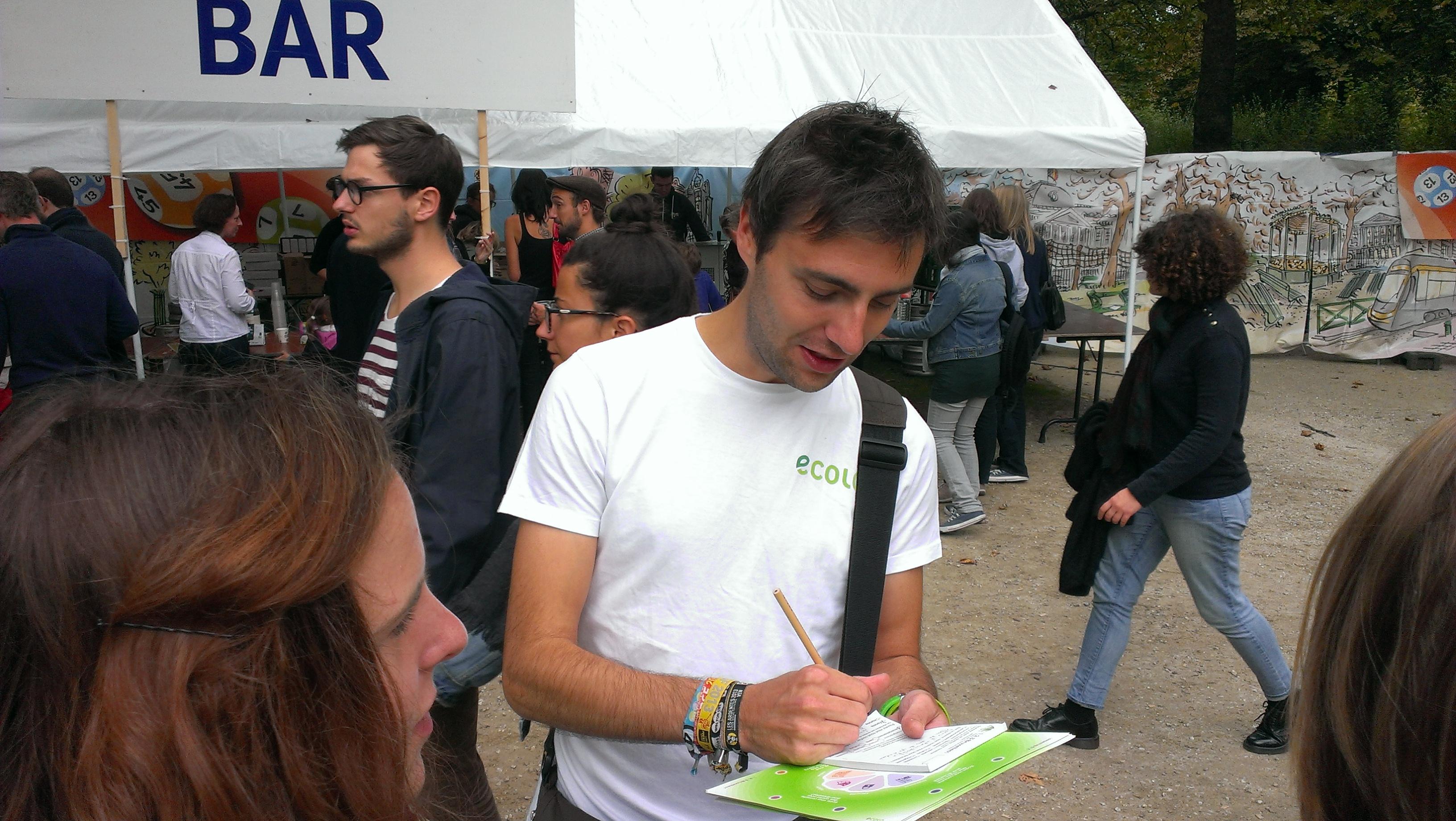 Bruxelles 2014 – la campagne avec Ecolo c'est parti!