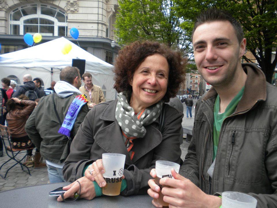 Ville de Bruxelles : ECOLO et GROEN regrettent que le signal de l'électeur n'ait pas été entendu #Elections2012