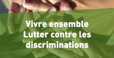 Priorité 5 : Vivre ensemble et lutter contre les discriminations