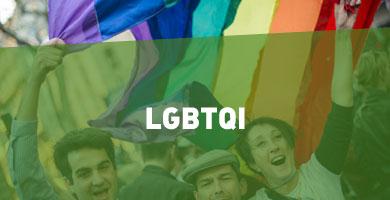 Priorité 4 : LGBTQI (Lesbiennes, Gays, Bisexuels, Trans, Queer, Intersexués)